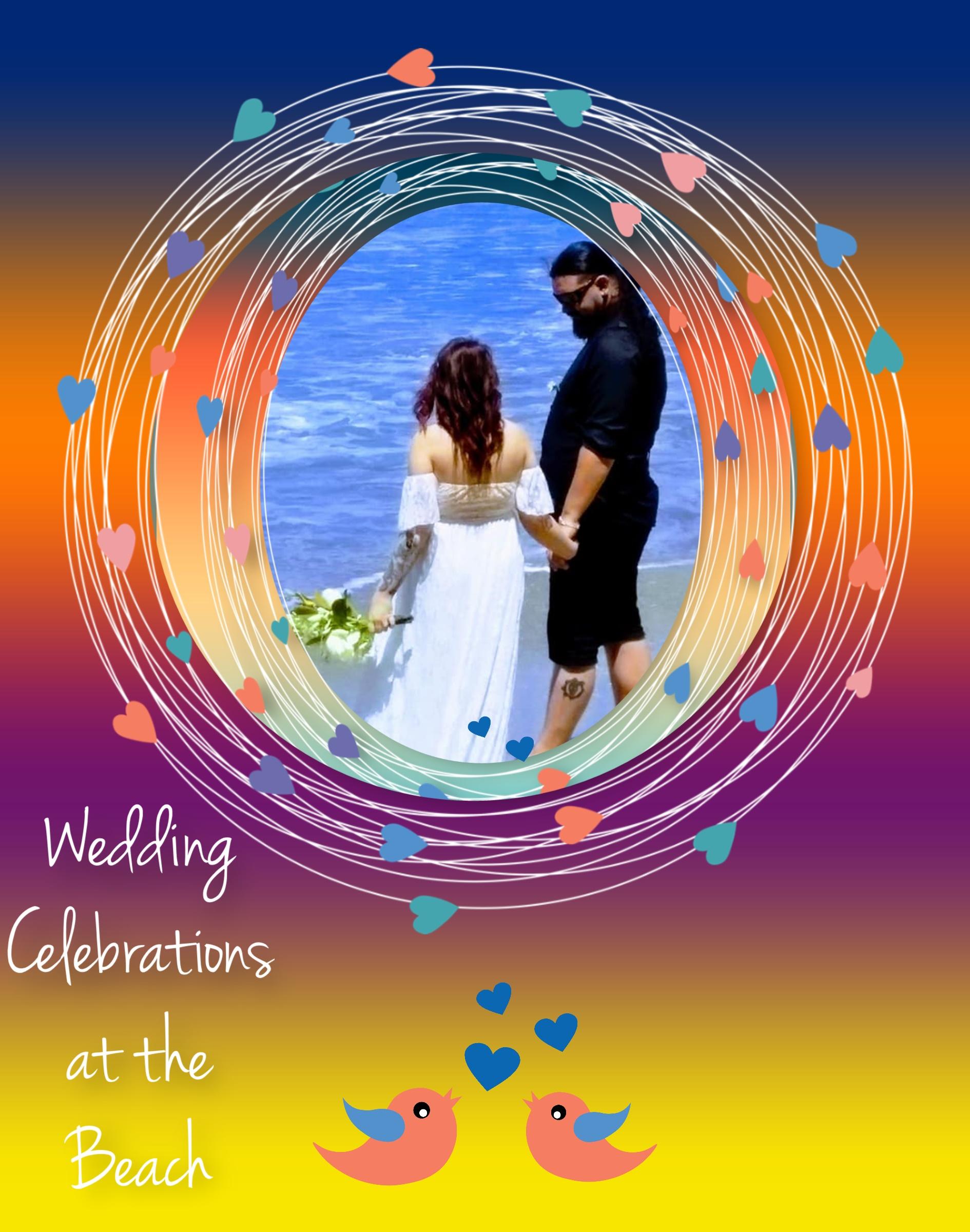 Summers Day - Beach Wedding